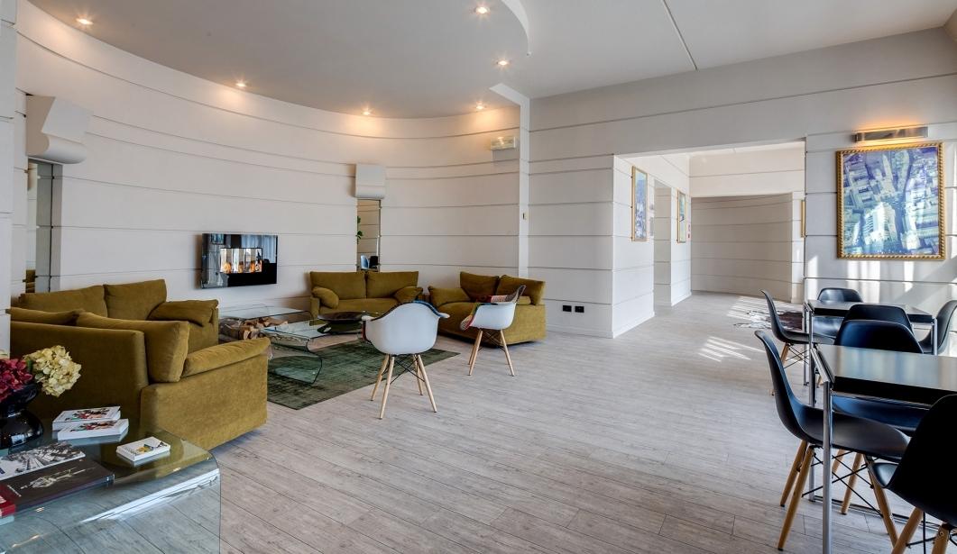 La tua area lavoro nel BW Plus Hotel Farnese
