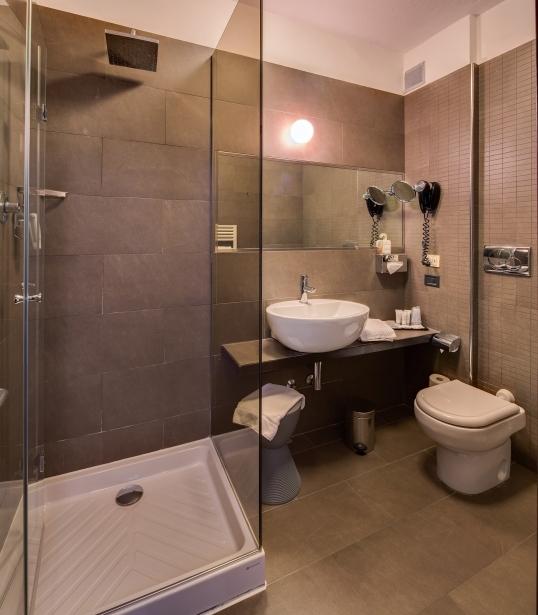 Pulizia e spazio nelle camere dle nostro hotel a Parma