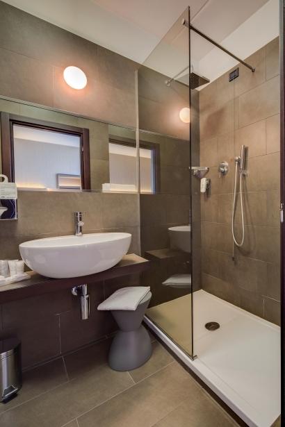 BW Plus Hotel Farnese offre spaziose e pulite camere