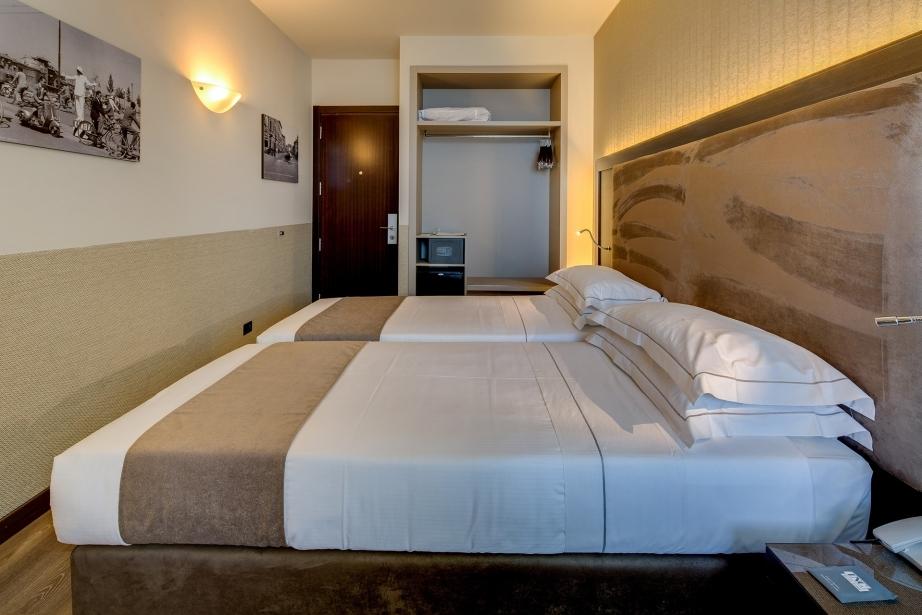 Soggiorna a Parma al BW Plus Hotel Farnese