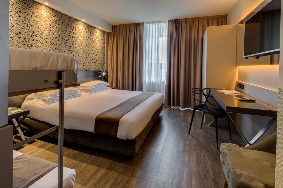 Il BW Plus Hotel Farnese ti aspetta!