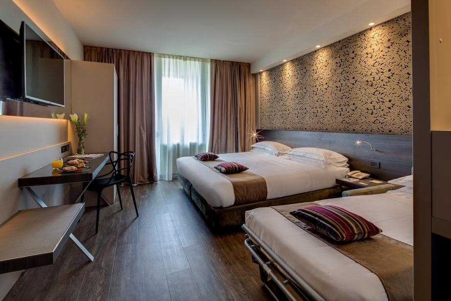 Pre il tuo viaggio a Parma, prenota il BW Plus Hotel Farnese
