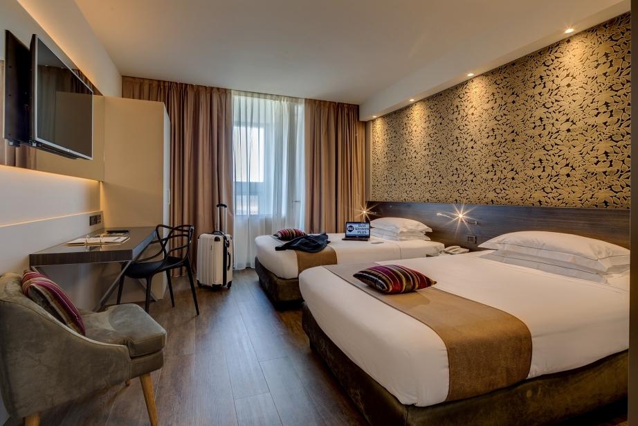 Prenota subito le nostre camere a Parma per la tua famiglia