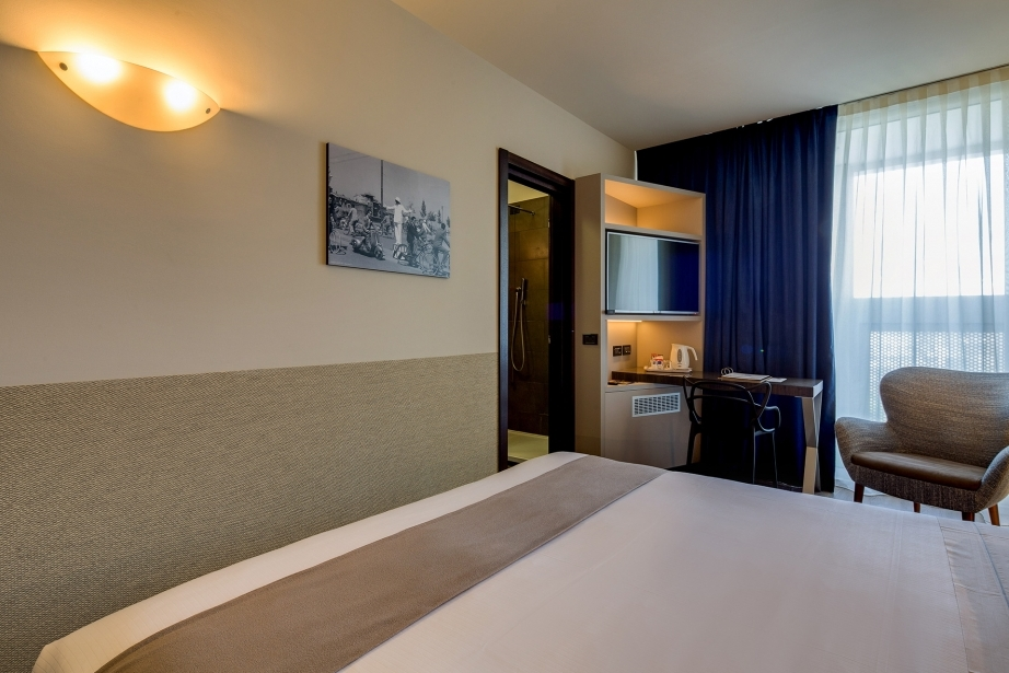 Le nostre camere ti aspettano a Parma