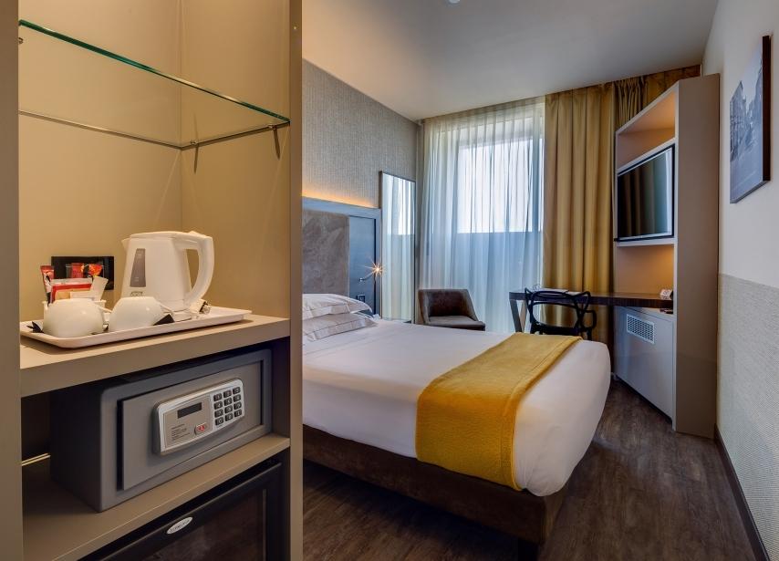 Soggiorna al BW Plus Hotel Farnese