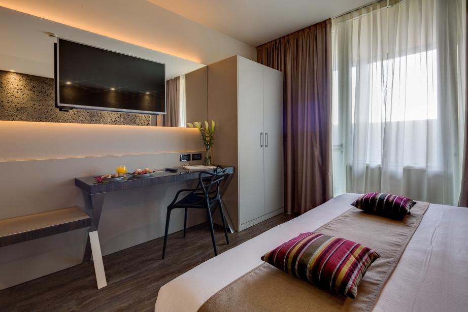 Scopri le camere del nostro hotel 4 stelle