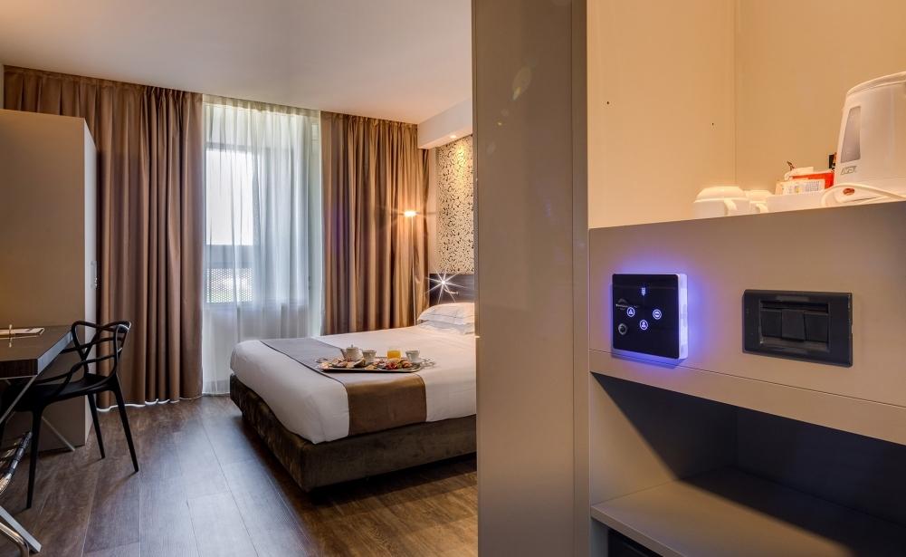Prenota la tua camera al BW Plus Hotel Farnese