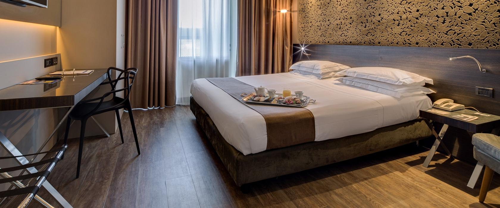 Prenota la camera superior del Bw Plus Hotel Farnese