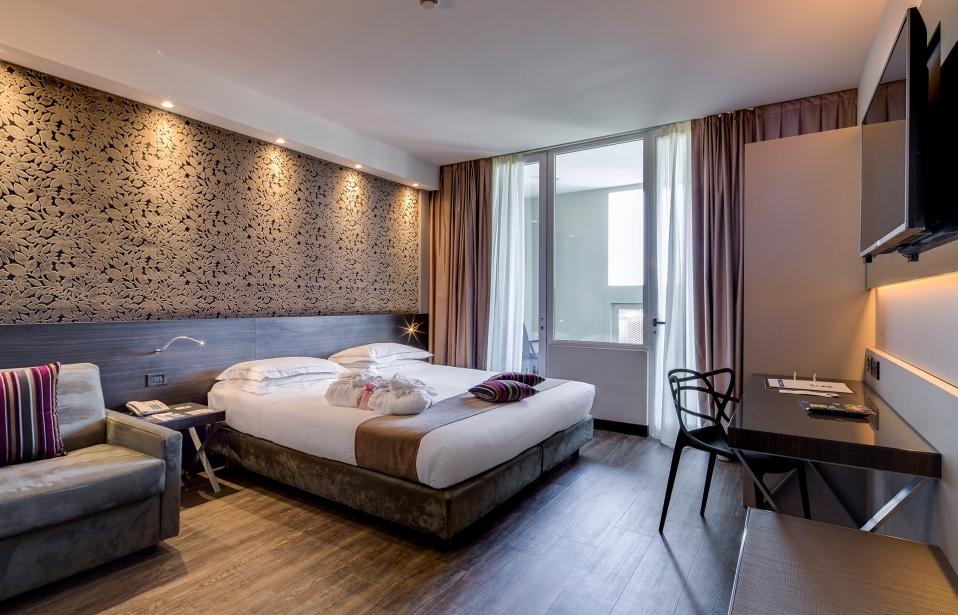 Scegli il BW Plus Hotel Farnese a Parma