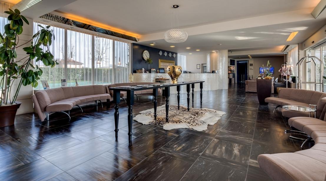 Modernità al BW Plus hotel Farnese