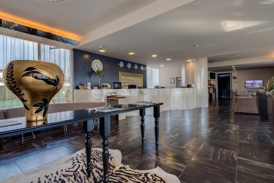 Il BW Plus Hotel Farnese ti aspetta