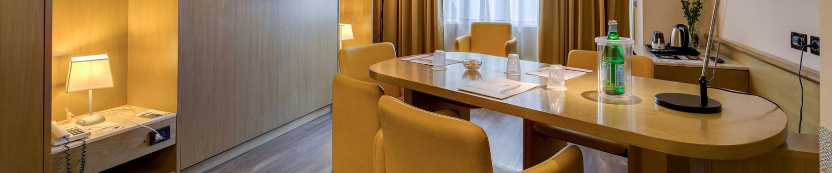 Uffici a tua disposizione nel nostro hotel a Parma
