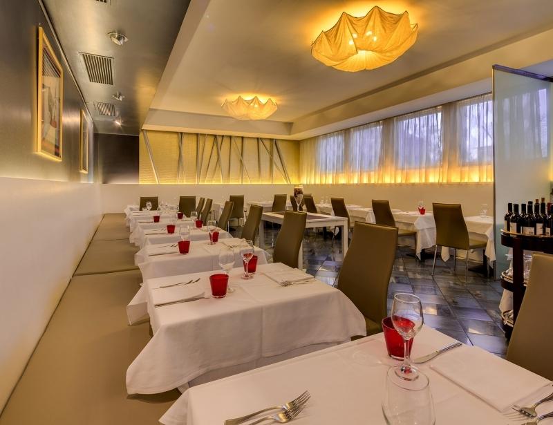 Piatti tipici nel ristorante del nostro hotel a Parma