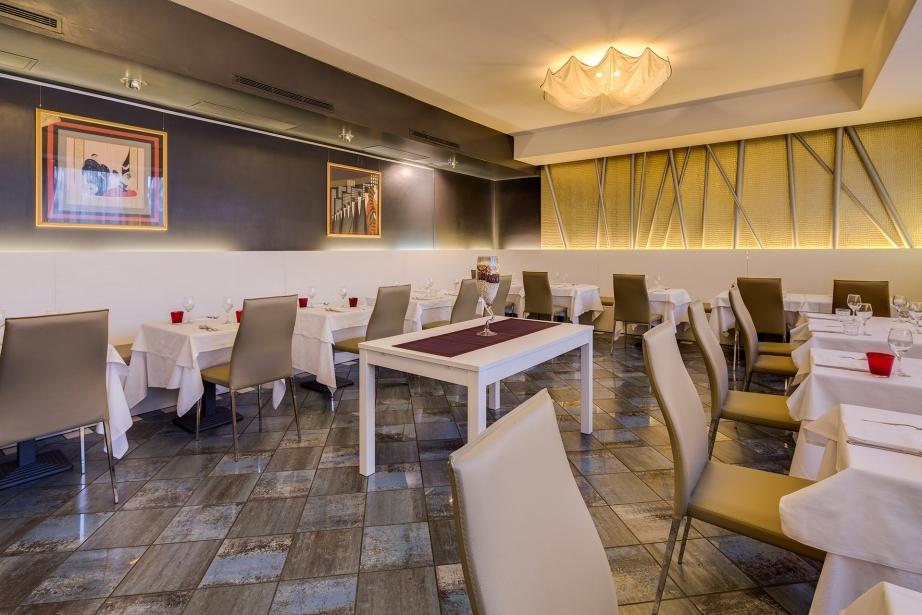 Piatti tipici e internazionali al BW Plus Hotel Farnese