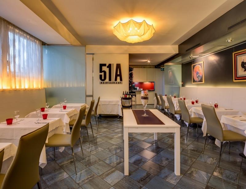 Prova il ristorante del BW Plus Hotel Farnese