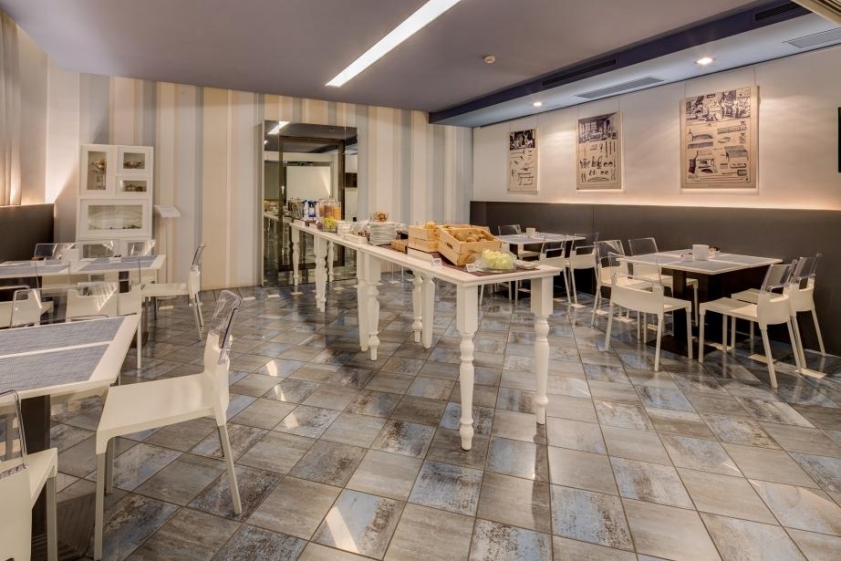 Il tuo inizio di giornata al BW Plus Hotel Farnese